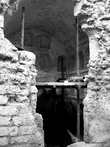 Area Archeologica di Piazza Mercato di Sabato a Cappella, Monte di Procida | by Orfé Costruzioni