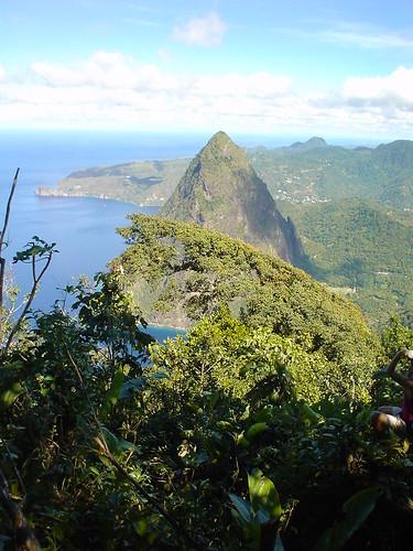 Petite Piton, St. Lucia