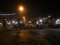Stung Treng market at night | by jan-one