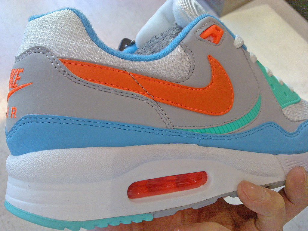 brand new 82bc9 b1c34 Exclusive (' Nike Air Max Light 'Sky Blue' JD Sports/ Size? Exclusive ('