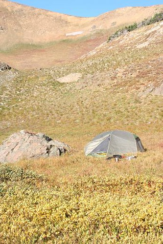 Big Agnes Emerald Mountain