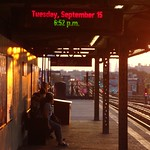 September 15: 82nd Street and Roosevelt Avenue, Jackson Heights (Tuesday)