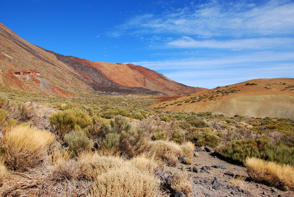 Teide National Park (Tenerife)
