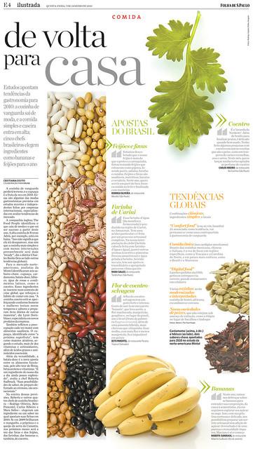 tendências gastronômicas 2010