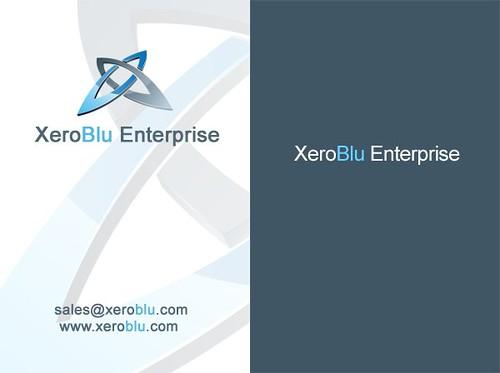 XeroBlu Business Card