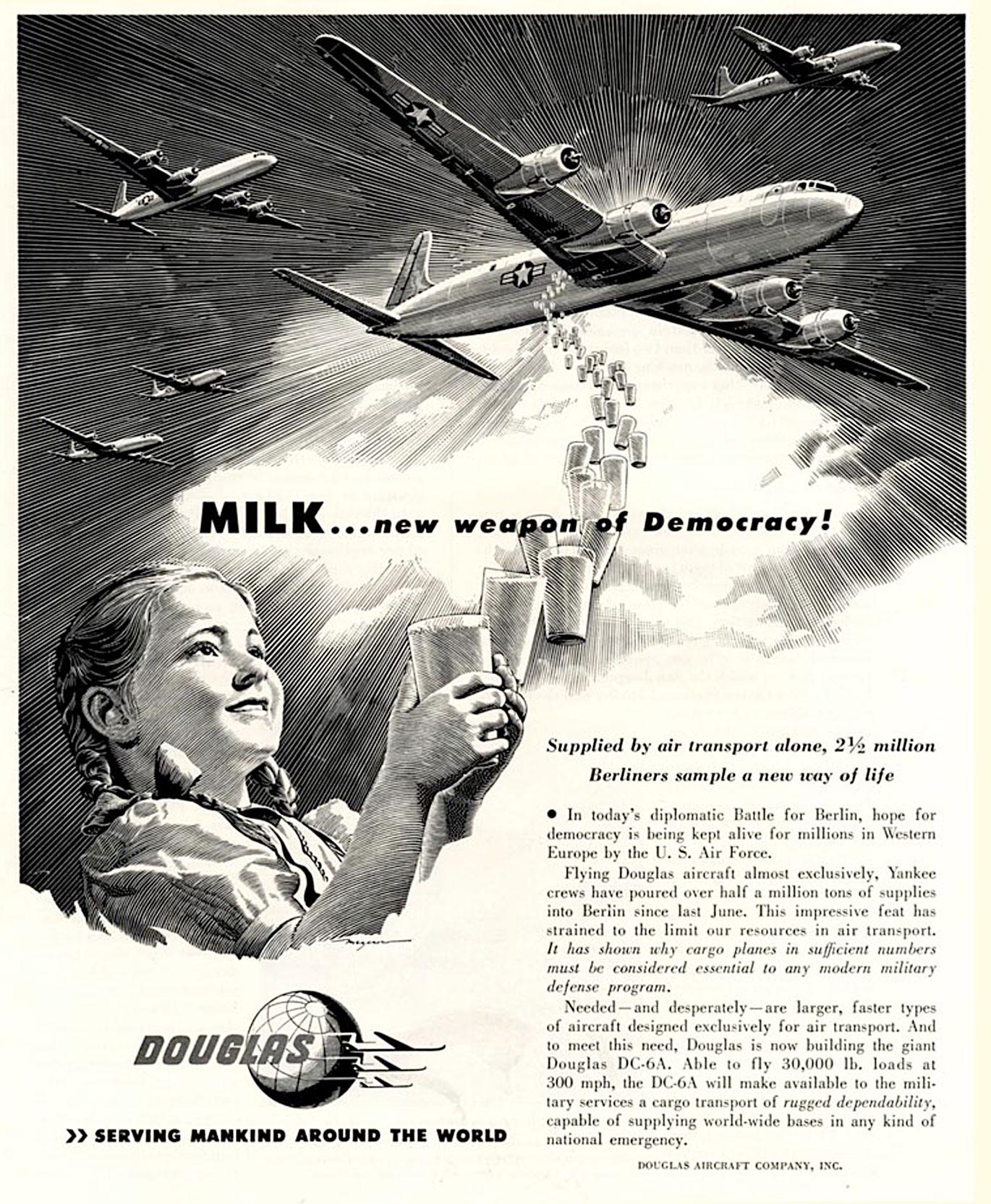 Douglas Aircraft Company - 1949
