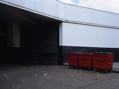The bins