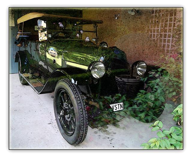 Mr Theomin's Car
