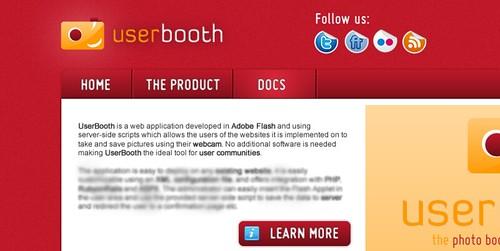 Working on the @UserBooth web interface + bonus Hey Jude d ... on