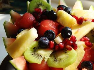 Fruit Bowl | by Vegan Feast Catering