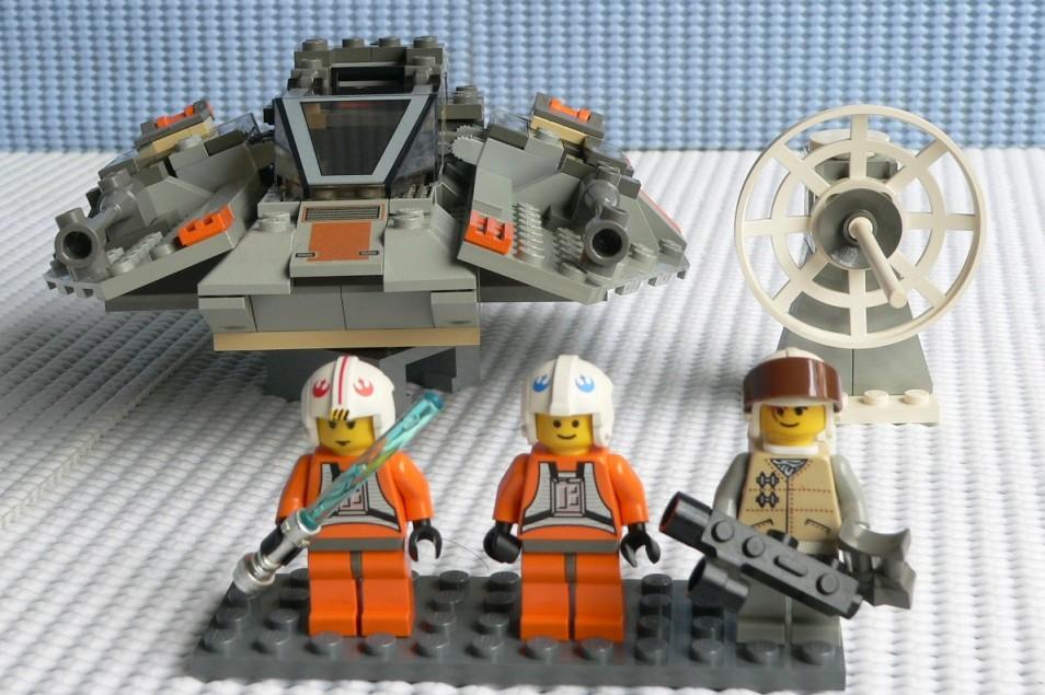 7130 LEGO Star Wars Snowspeeder