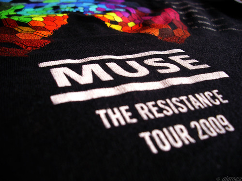 muse @ madrid, 28/11/2009 | by alamez
