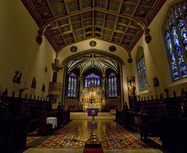 St Mary's Oscott