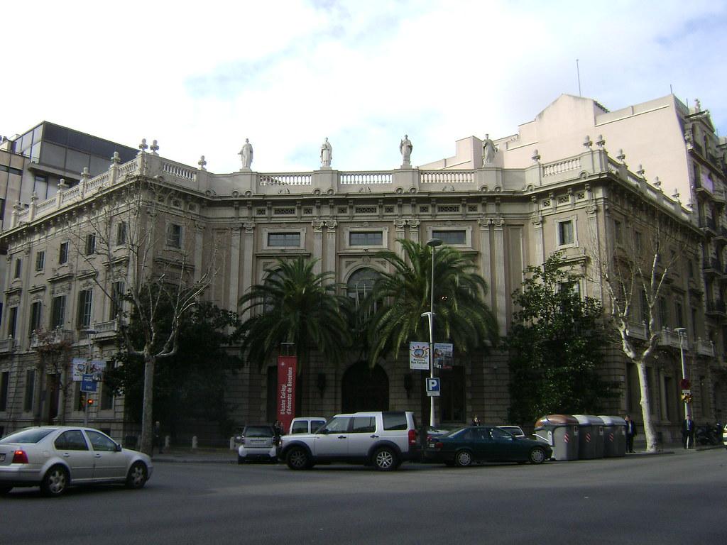 Il Lustre Col Legi D Advocats De Barcelona Francis Lenn Flickr