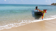 Koh Phangan Bottle Beach- Holiday  3rd day コパンガン ボトルビーチ22 | by soma-samui.com
