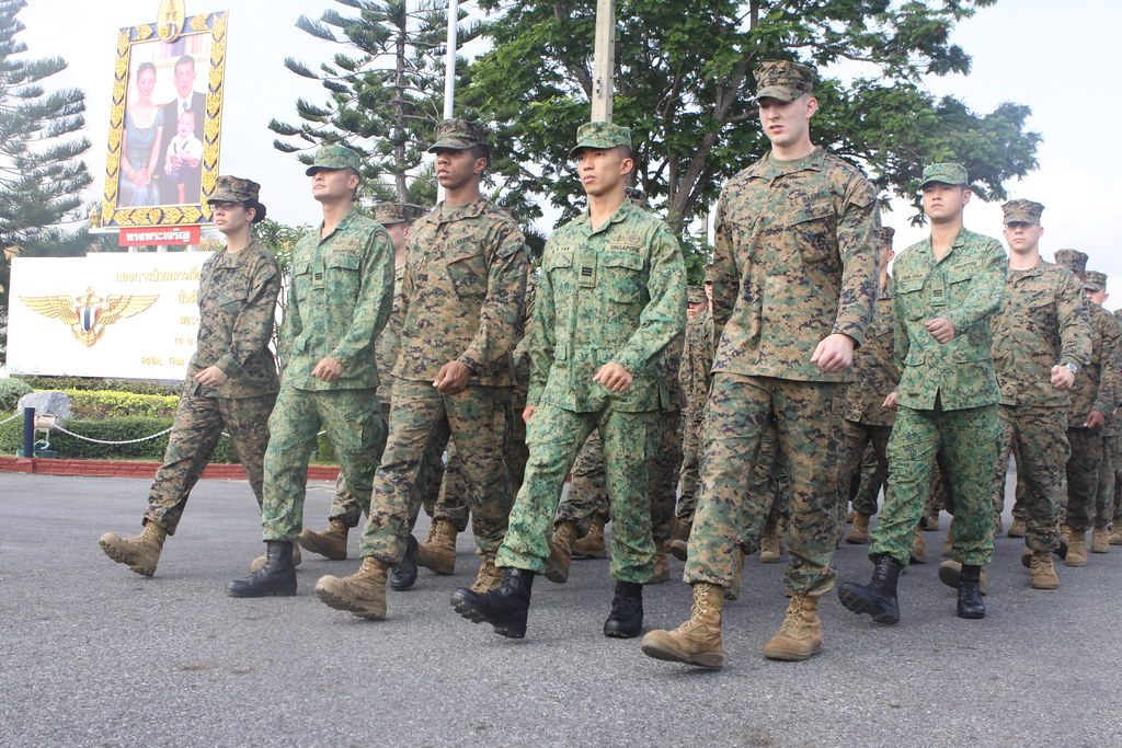 UTAPAO AIR BASE, Thailand (Feb  1, 2010) - U S  Marines a… | Flickr