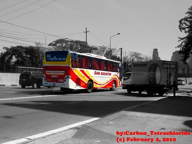 San Agustin - MAN Lion 18 280 Bus   Chassis Manufacturer: MA