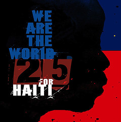 We Are The World 25 for Haiti   by senes23