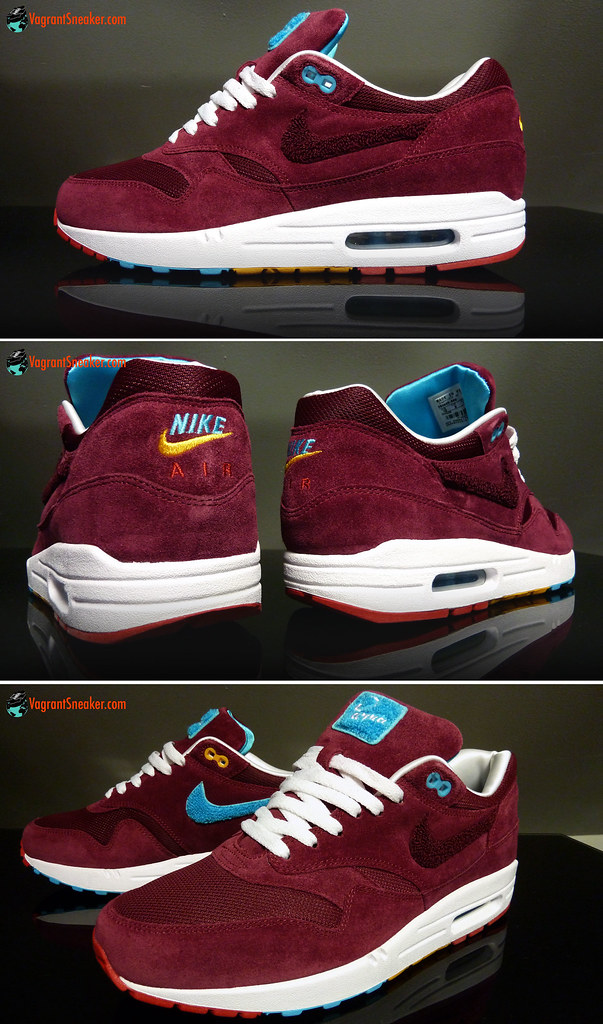 441f8ee3d79 ... Nike x Parra x Patta Air Max 1