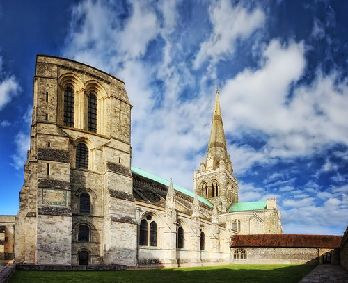 Chichester Cathedral | by Hexagoneye Photography