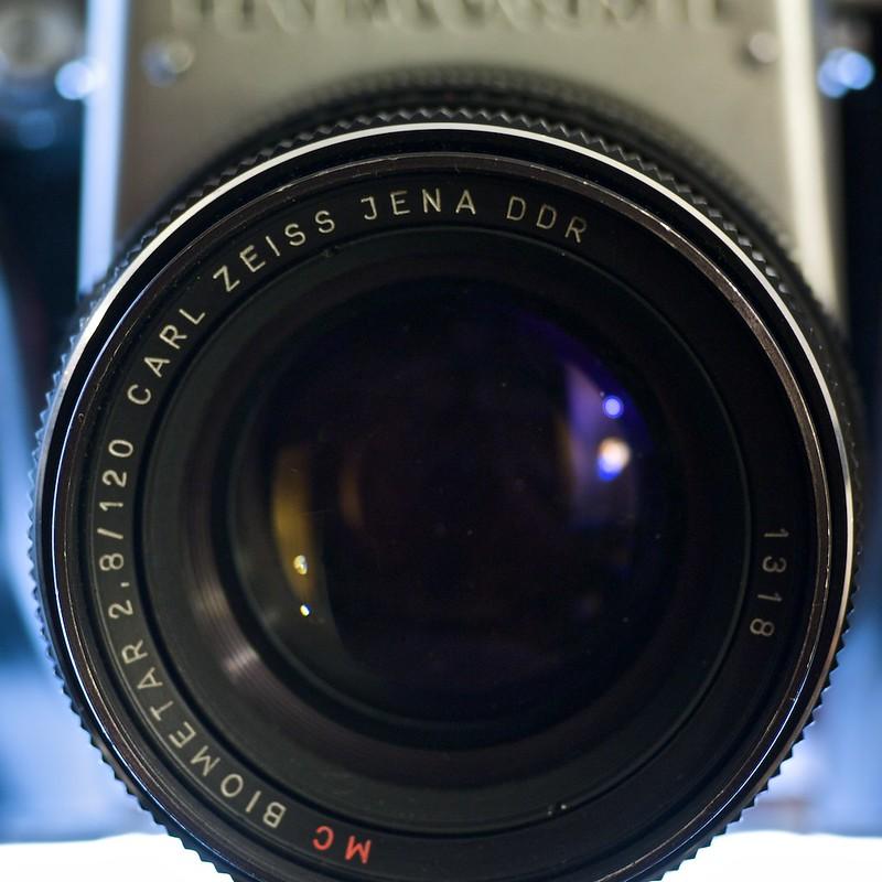 The Next Step Up: Carl Zeiss Jena Biometar 120mm f2.8