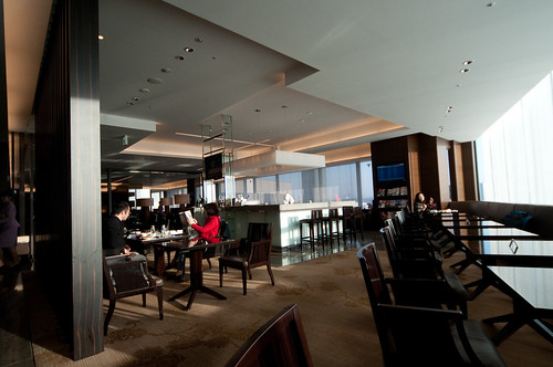 JAL First Class Lounge | by Satoshi Onoda
