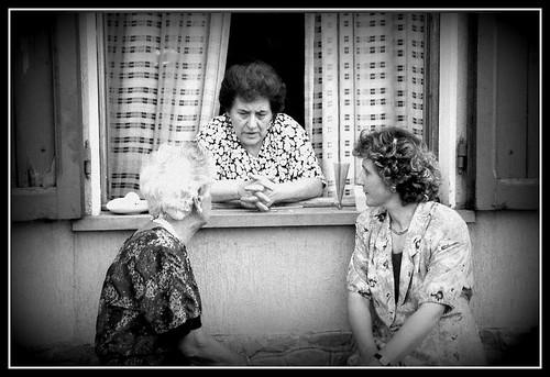Conversazione | by Monica Arellano-Ongpin