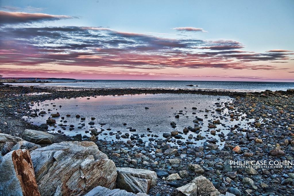 Rye Coastline by Philip Case Cohen