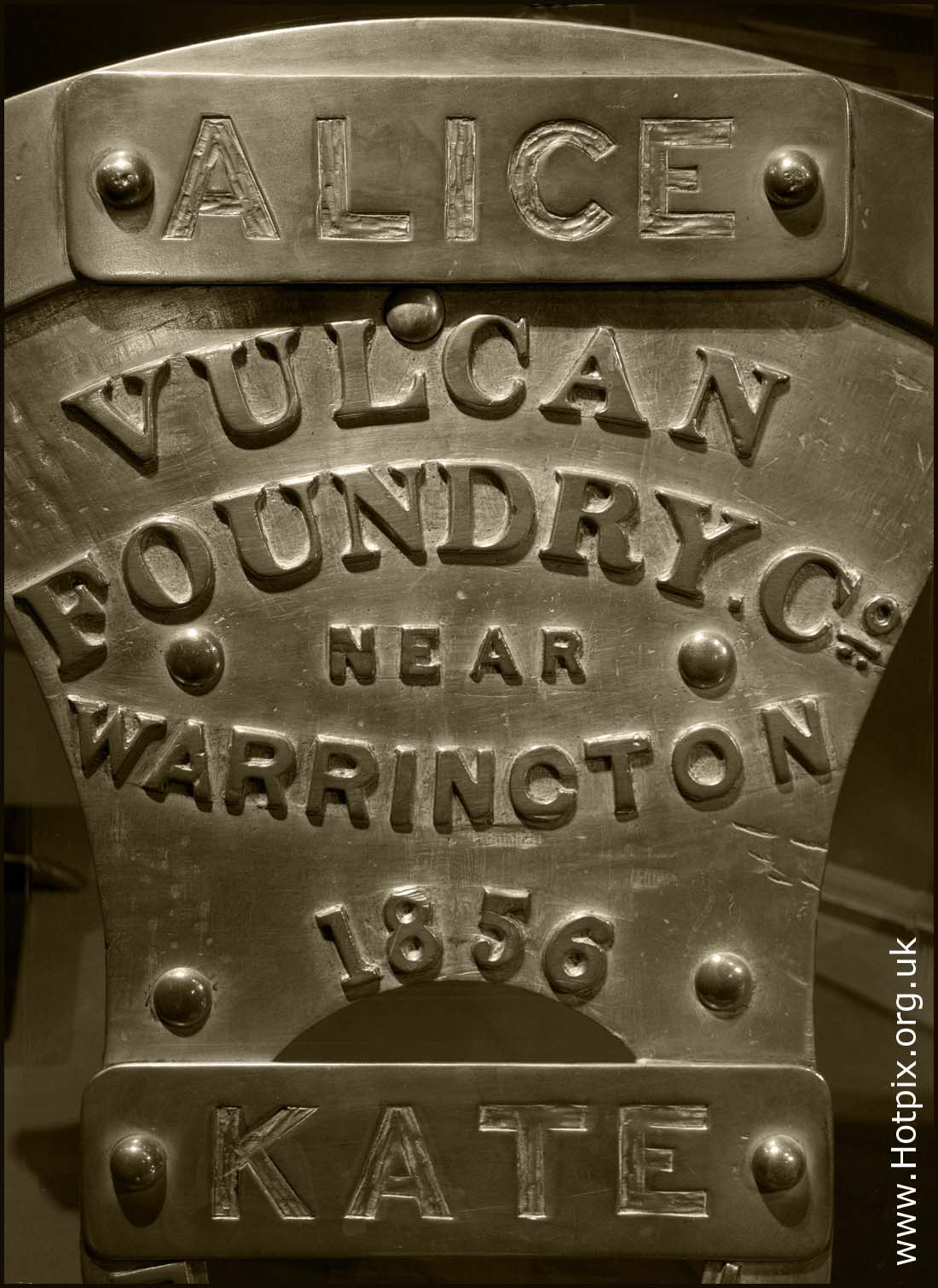 365project 365 project Brass Engine Plate; Alice Kate,Vulcan Foundary 1856 warrington cheshire factory loco locomotives UK england steam engines,old,stuff,sex,sexy,hotpix!