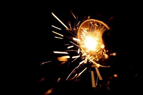 Sparks   by Daniel Dionne