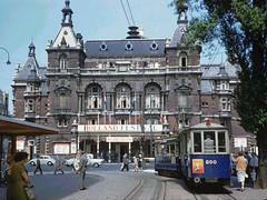 GVB Amsterdam 800, Lijn 10, Leidseplein