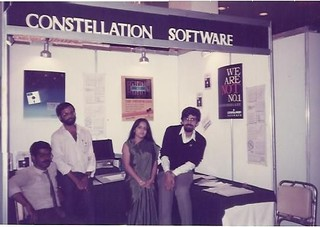 My First Startup - Constellation Software (1988)   by achitnis