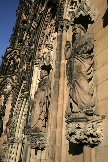 cathedral detail - amazing
