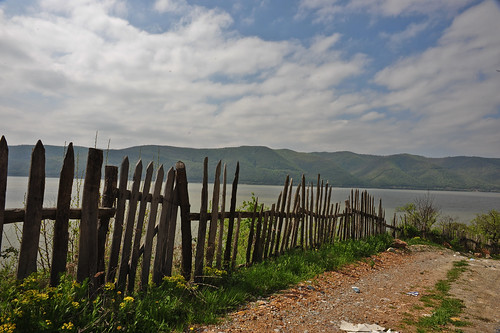 Danube River Fence | by goingslowly