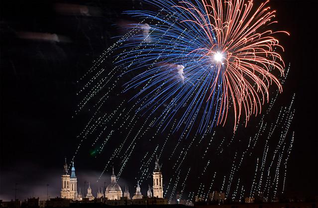 Fuegos artificiales / Fireworks