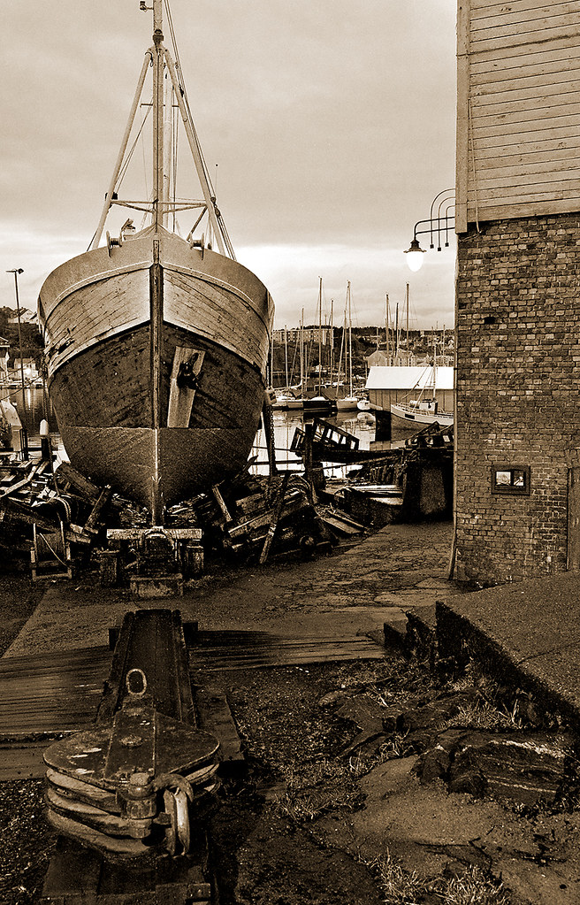KSD old boat