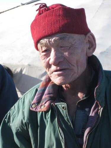 Herder remembers past winters | by East Asia & Pacific on the rise - Blog