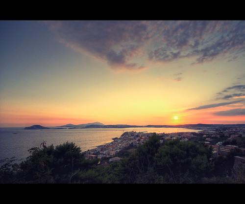 sky mediterraneo italia tramonto cielo napoli hdr pozzuoli campi miseno sigma1020mm flegreo photomatix flegrei nikond80 fedesk8