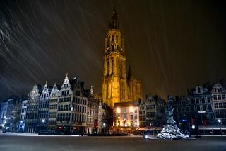 Cathedral of Our Lady, Antwerp Belgium | by RussBowling