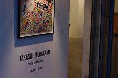 Takashi Murakami exhibition, Amsterdam