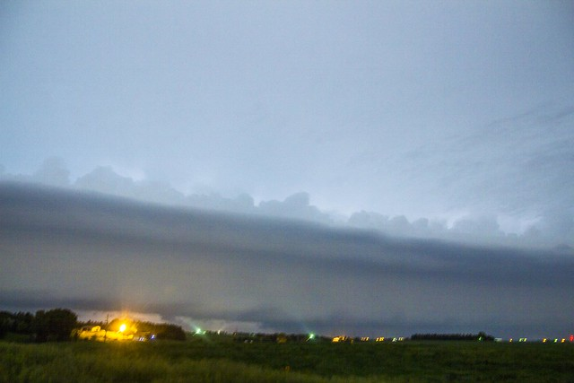 060315 - Early June Nebraska Thunderstorms