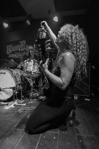 Nashville Pussy @ Hard Place, Zagreb, 3rd Jun 2015 | by Vedran Matica