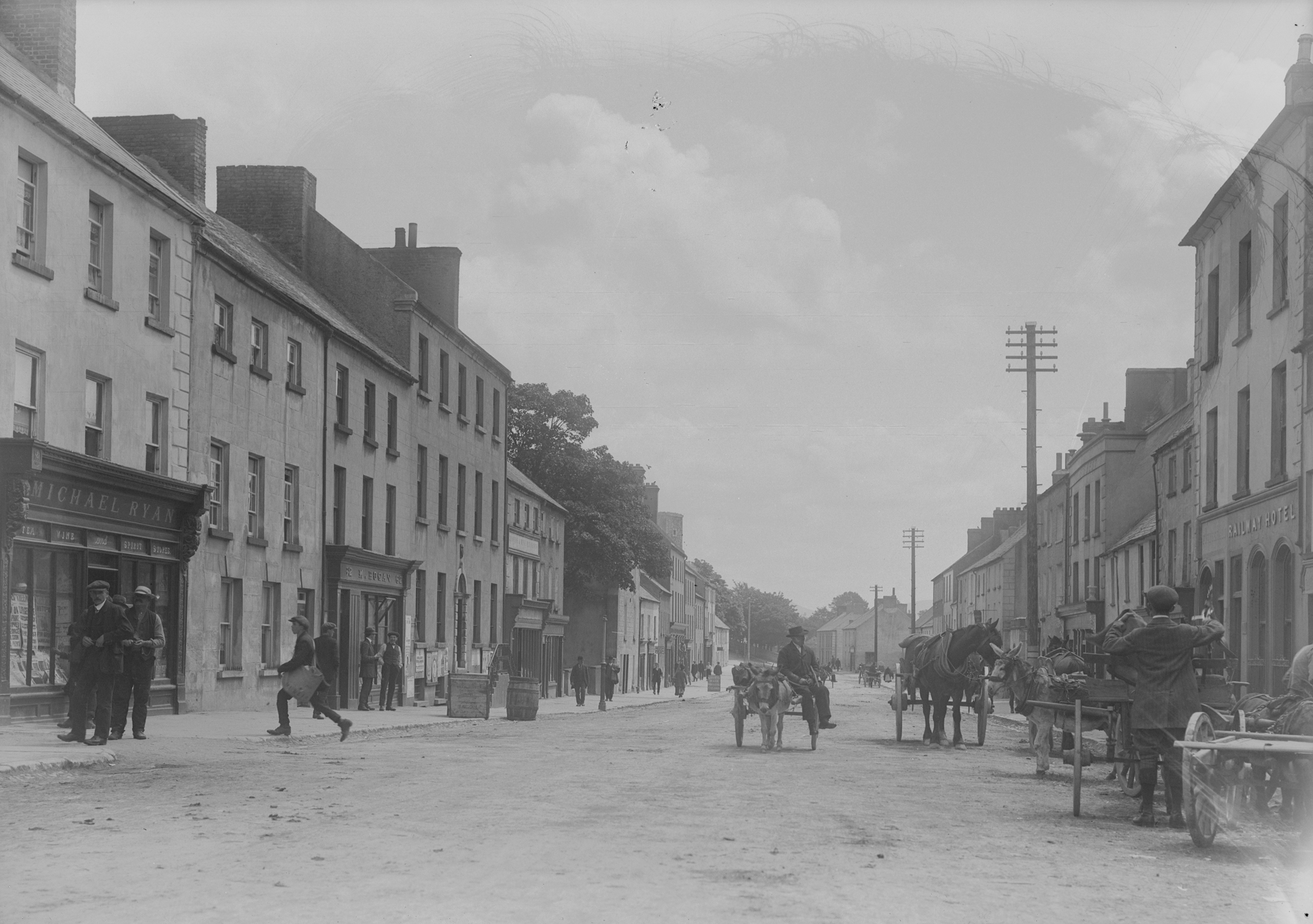 Parish Registers for Nenagh, Co. Tipperary