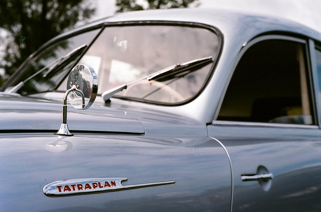 Tatraplan 1949 T600
