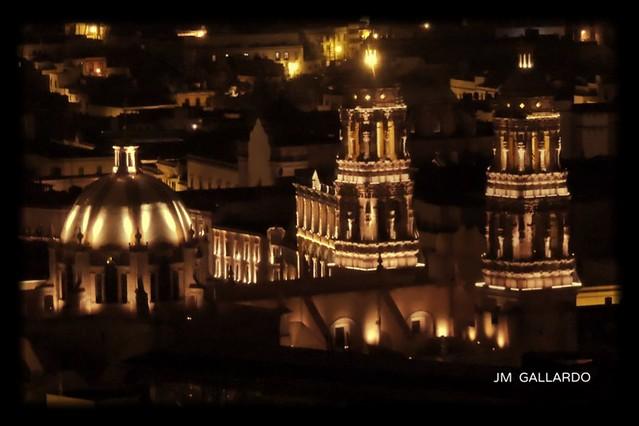 La catedral de Zacatecas - Zacatecas