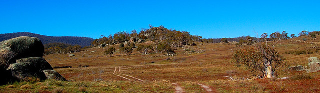 Rendezvous Creek, Namadgi National Park ACT Australia