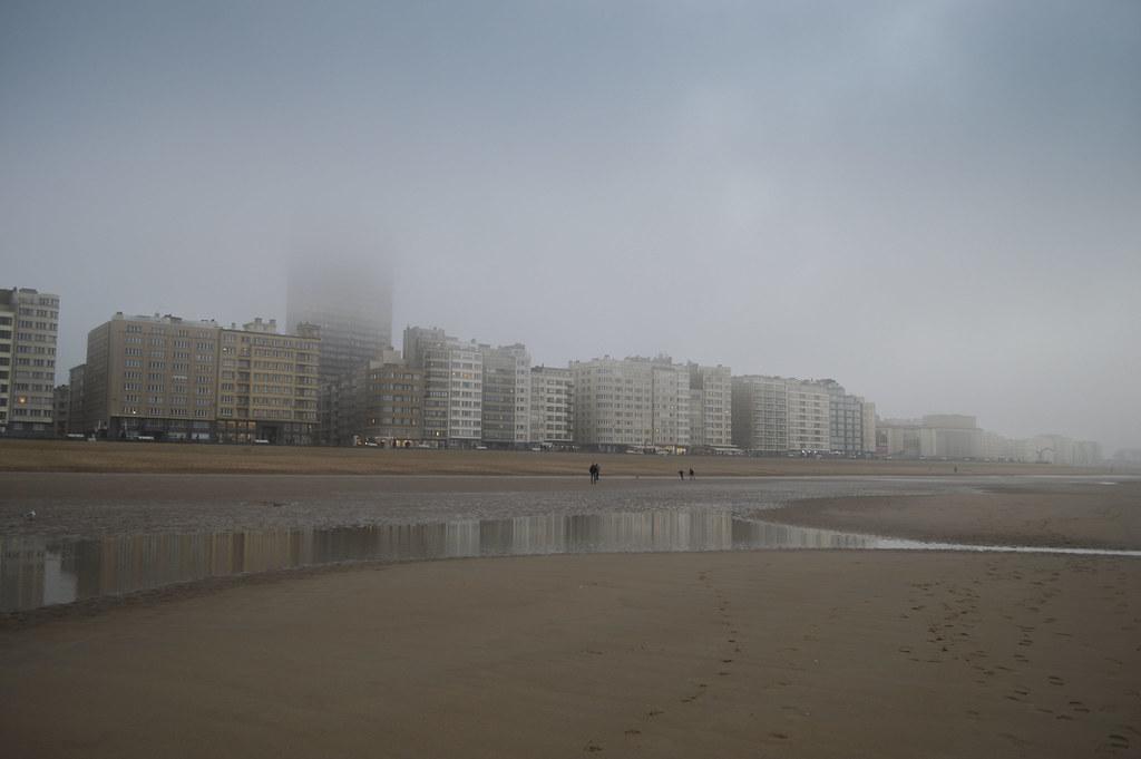 skyline Oostende