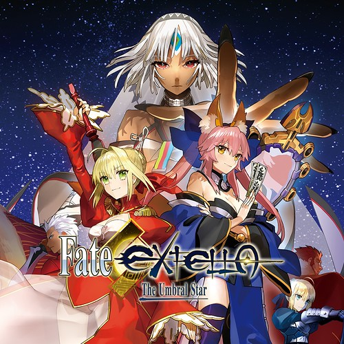 Fate/Extella: The Umbral Star | by PlayStation.Blog