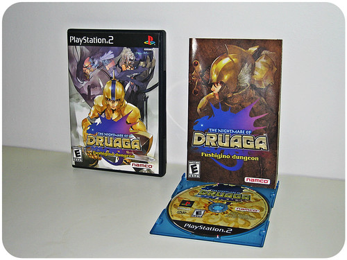 Nightmare of Druaga (The) - Fushigi no Dungeon | by reimmstein