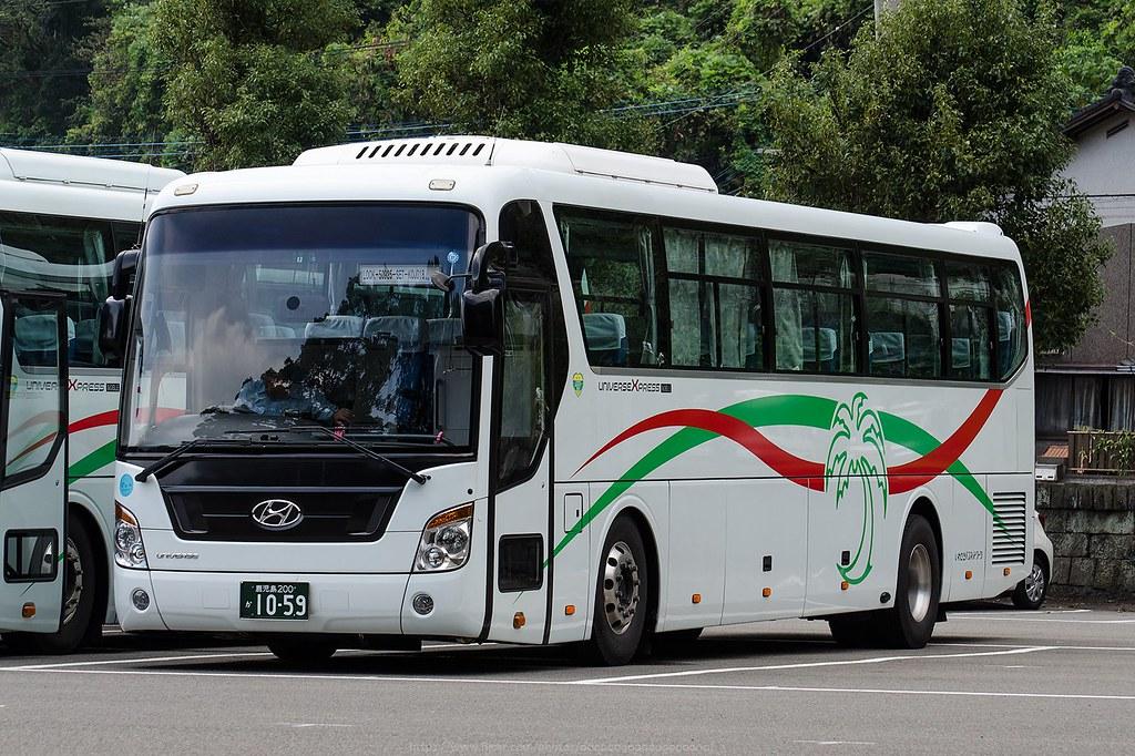 鹿児島200か10-59 - Hyundai Universe Xpress Noble ( ADG-RD00